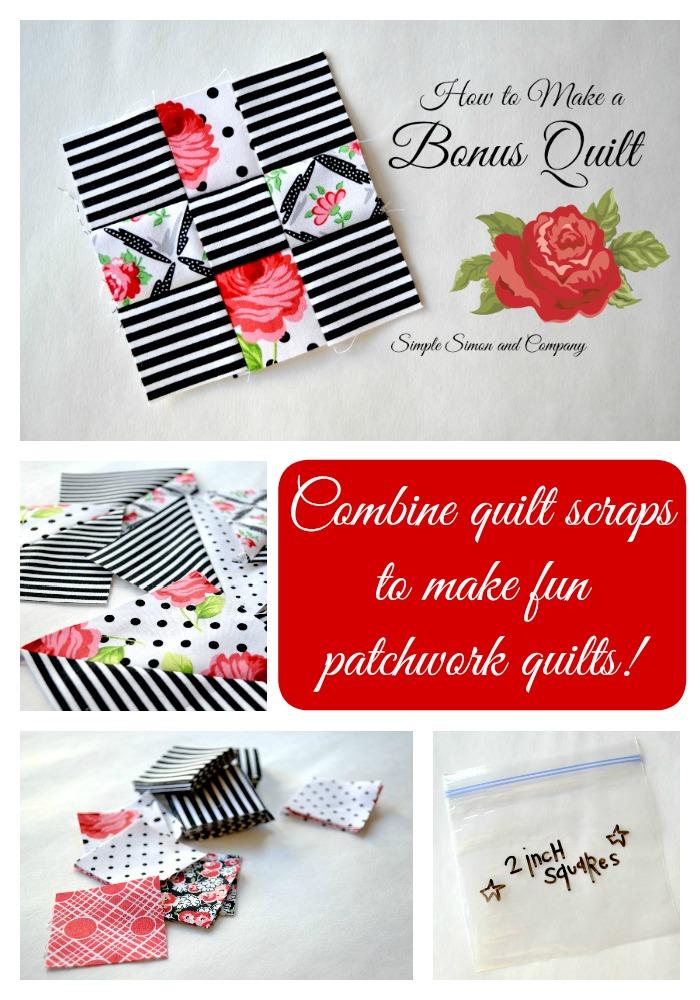 Bonus Quilt Collage