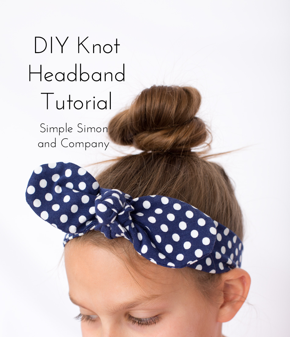 DIY Simple Headband