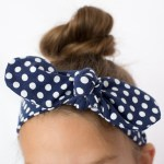 DIY Knot Headband Tutorial