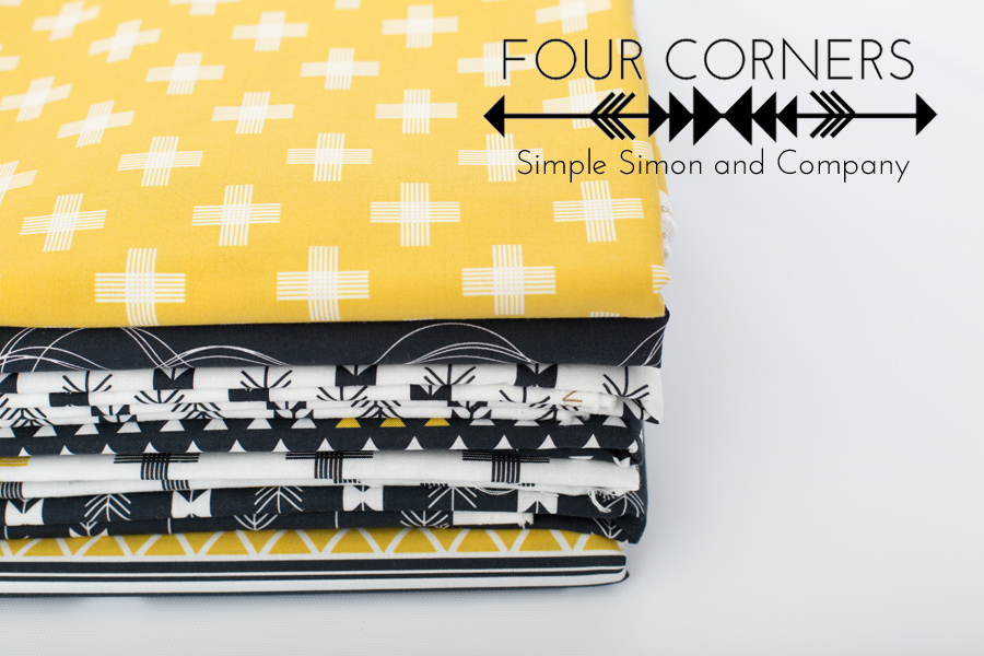 four corners fabric line real