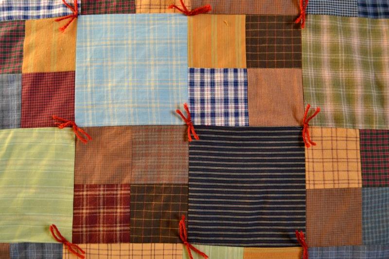 Flannel Squares Quilt Squares