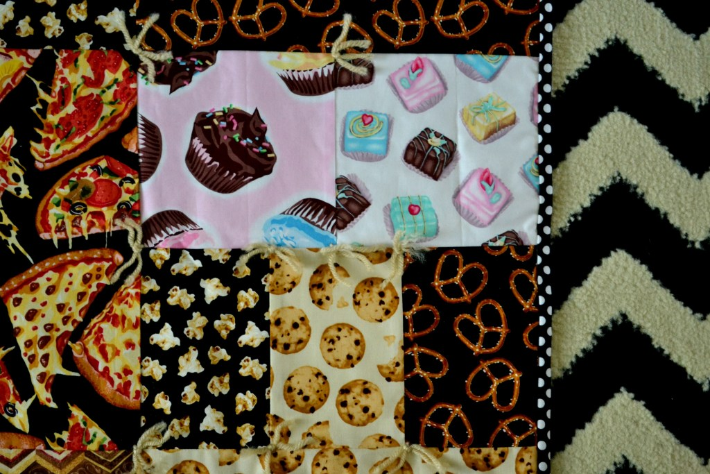 Food Quilt Detail