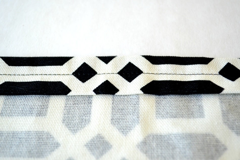 Grommet Curtains Hems