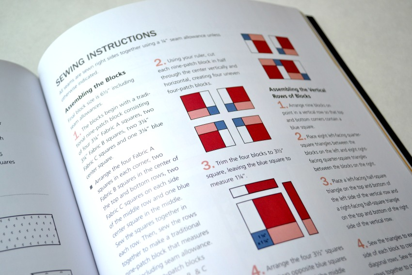 Michelle Muska Book Instructions