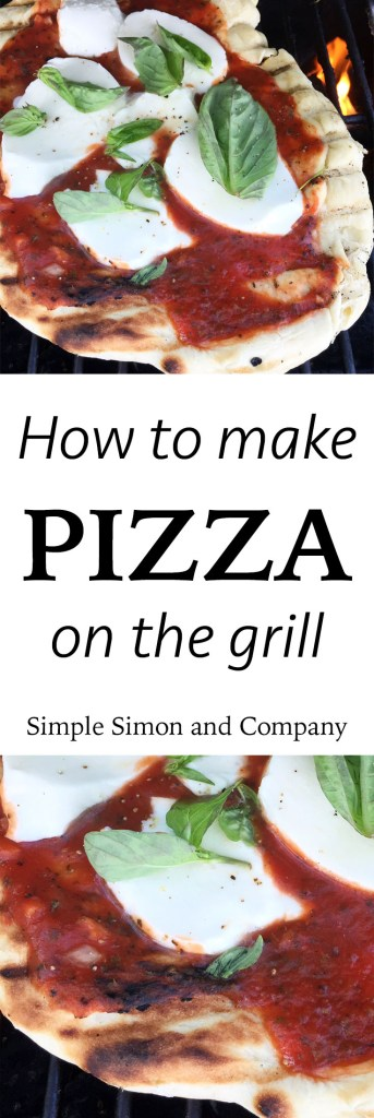 How to make pizza on the grill
