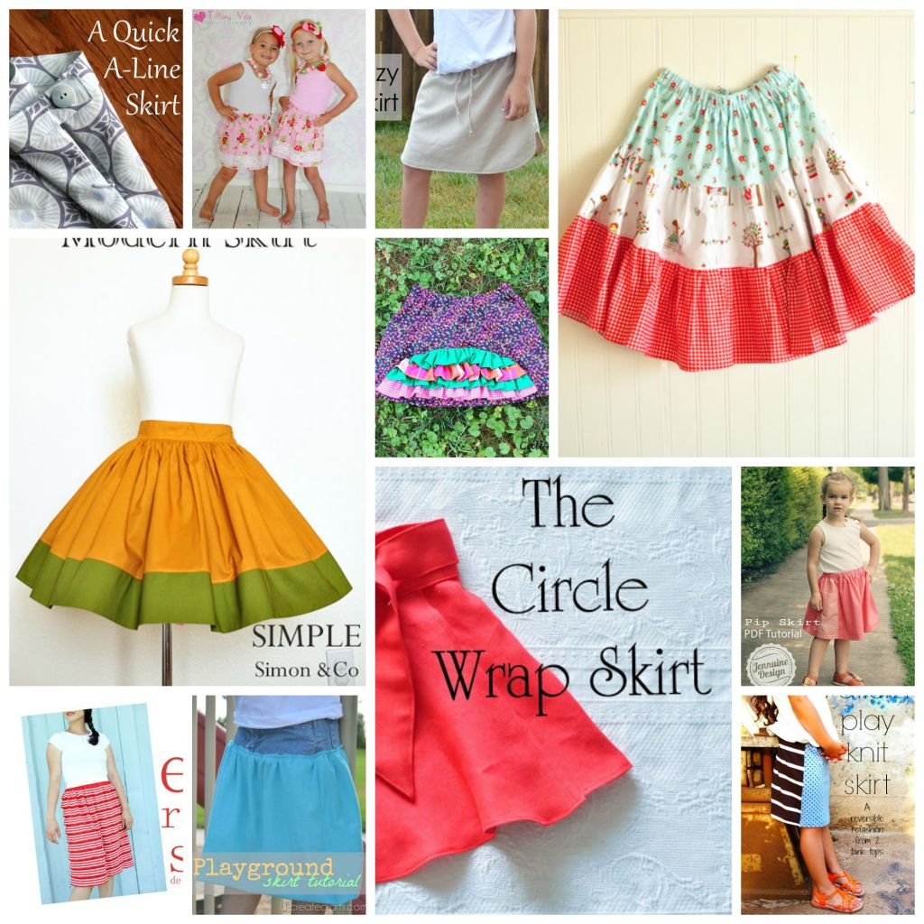 Skirt Collage 5