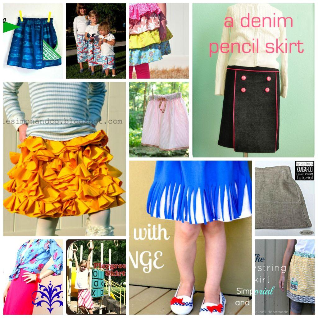 Skirt Collage 7