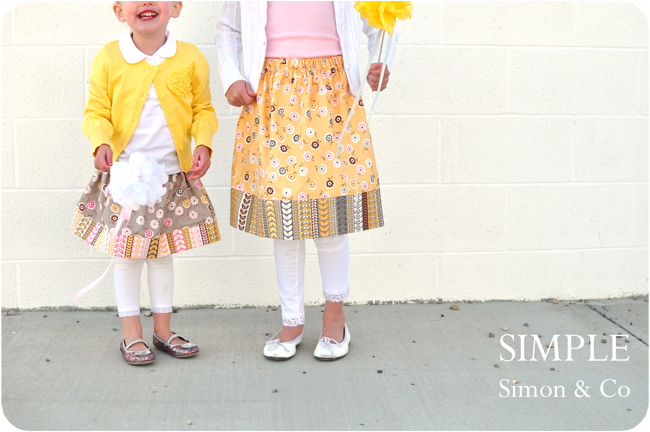 simple spring skirt 3