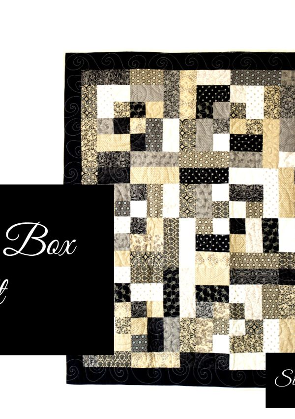 A Bento Box Quilt