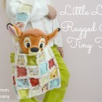 Rag-a-Palooza (Ragged Bag and Ragged Blanket Tutorials)