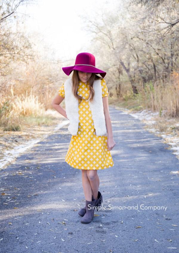 Madeline Dress PDF Pattern