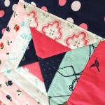 String Quilt Block—Making the Mini Quilt (Part 2)
