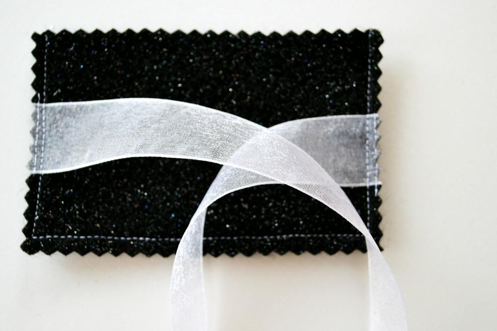 Gift Card Holder Step 4