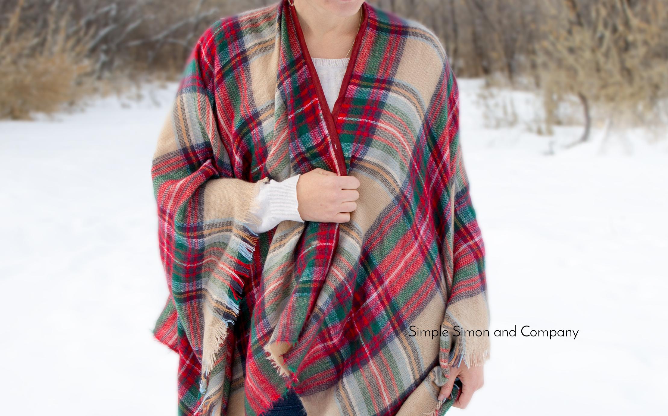 blanket scarf tutorial1
