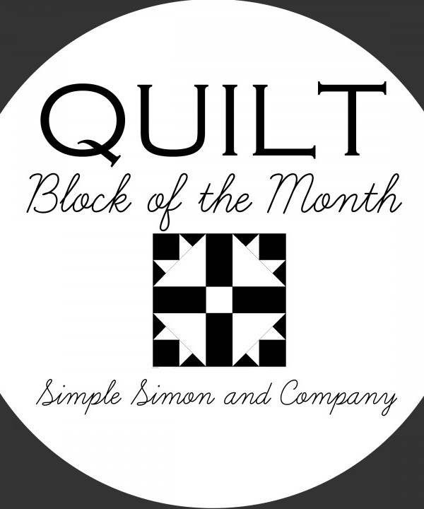 2016 Quilt Block of the Month Quilt-Along!