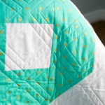 A Shoo-fly Quilt.