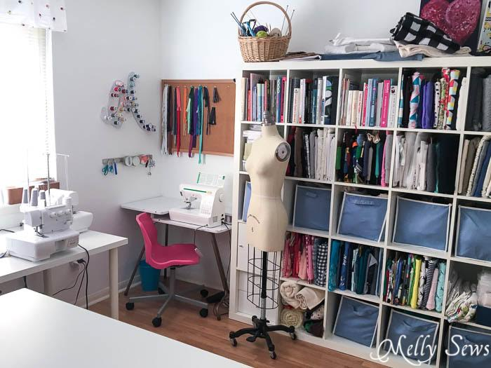 Melly's Sewing Room