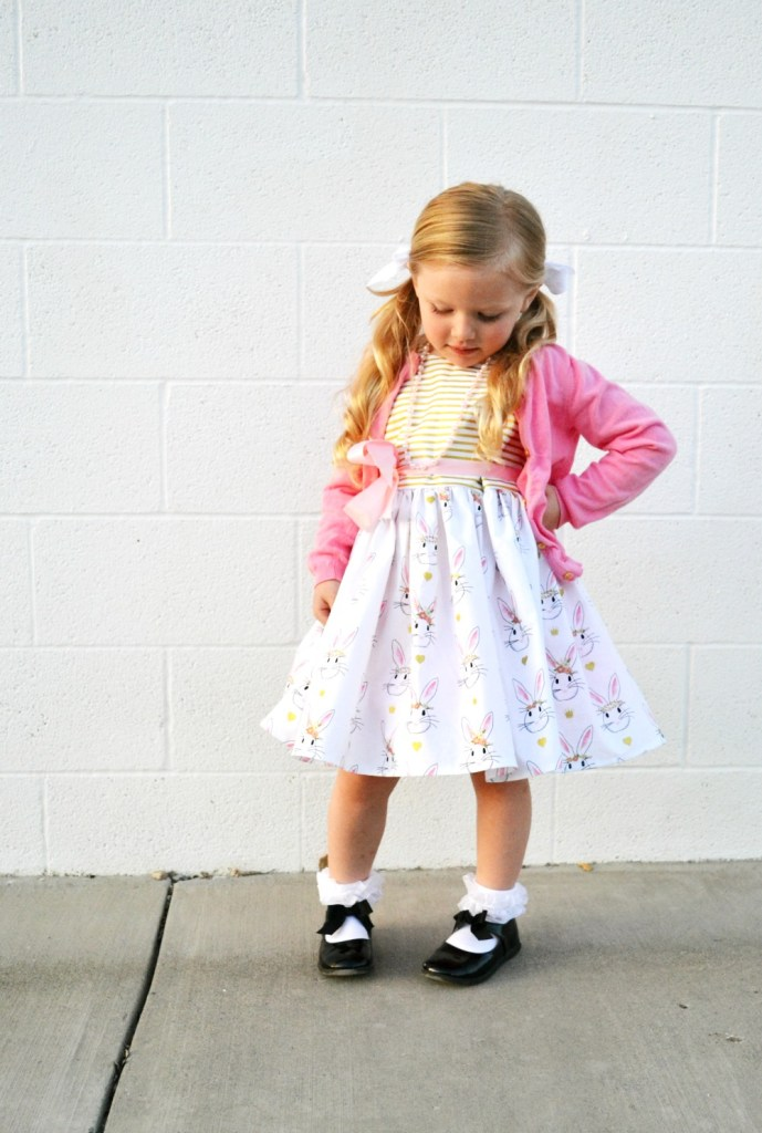 Bunny Dress Ruth