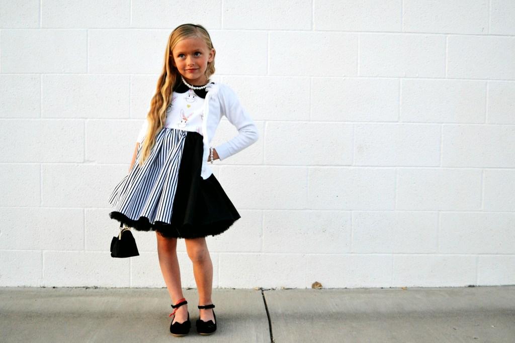 Wonderland Bunny Dress Grace