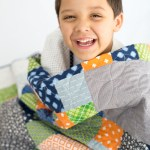 Building Blocks Quilt Pattern (FREE PDF PATTERN!)
