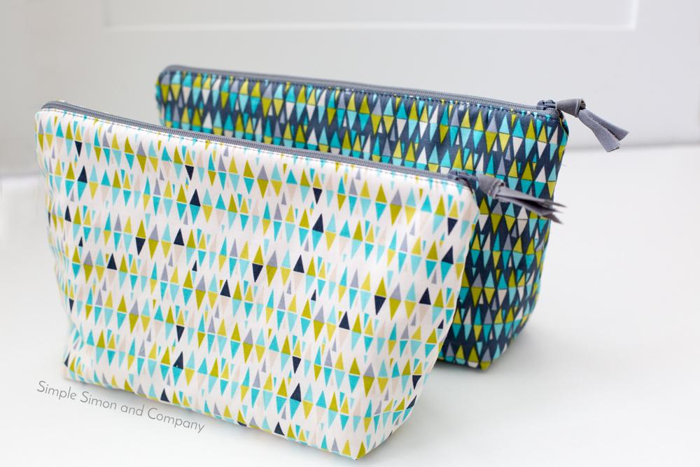 zipper pouch bottom