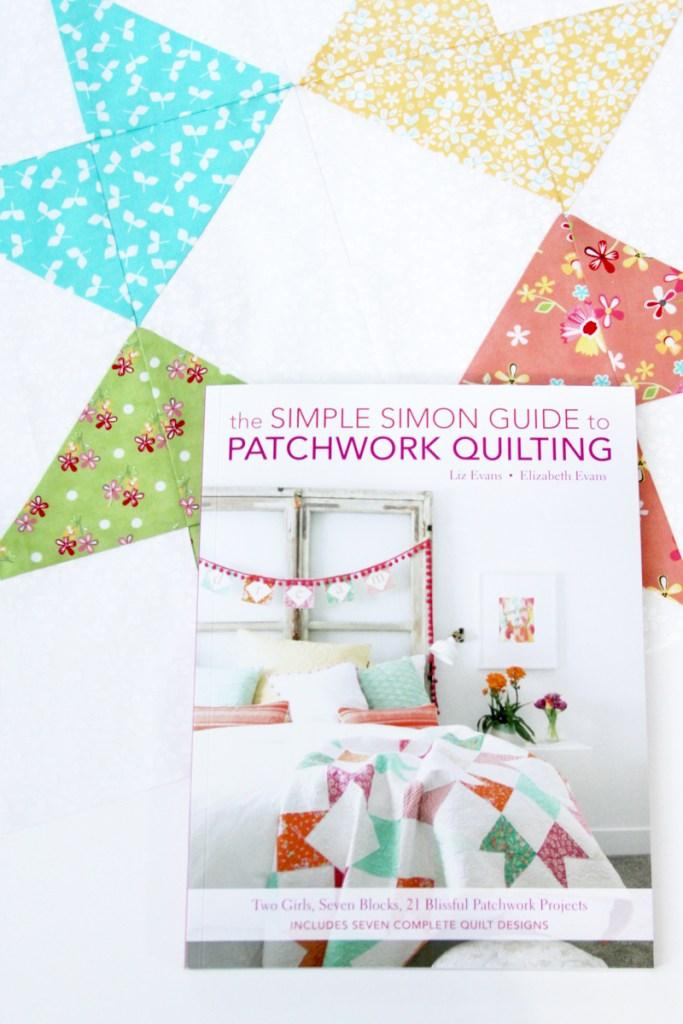 Simple-Simon-Patchwork-Quilting-Book