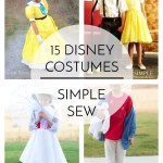 15 Disney Costumes to Sew