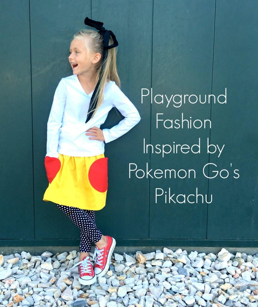 pikachu-skirt