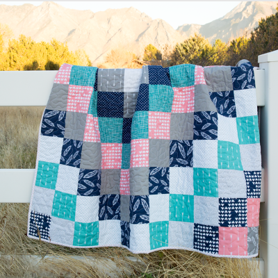 5 Baby Quilt Patterns For Beginners