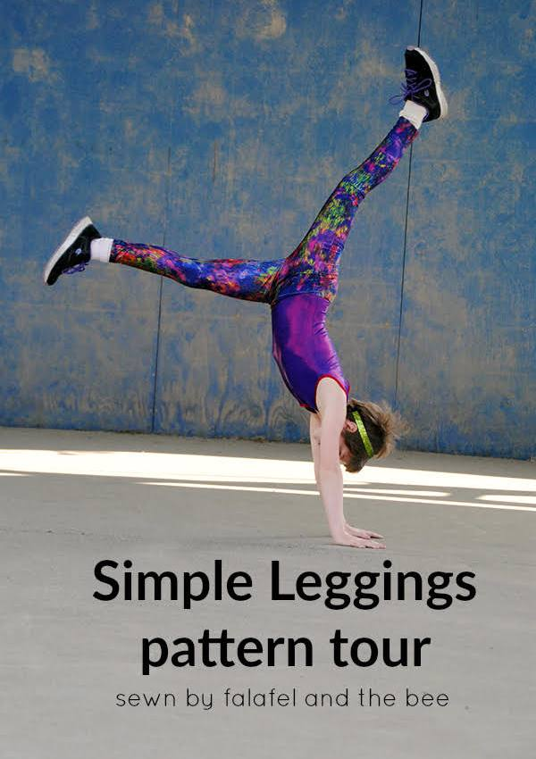 Simple Leggings Tour with Falafel and the Bee