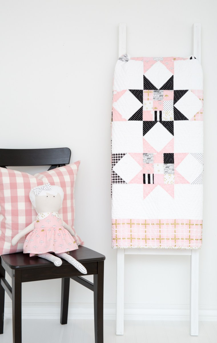 5 Baby Quilt Patterns For Beginners Simple Simon And Company