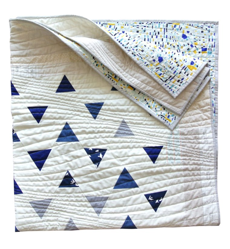 Modern Quilt Along-Minimalism with Modern Handcraft - Simple