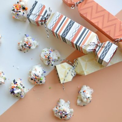 White Chocolate Halloween Candy Recipe