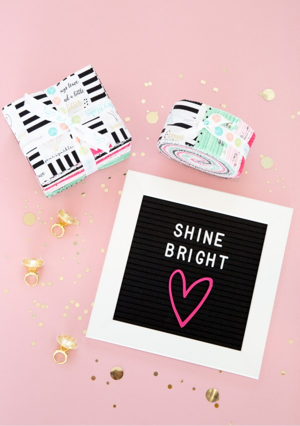 Shine Bright Fabrics Lookbook