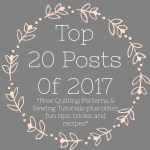 20 Most Popular Posts of 2017