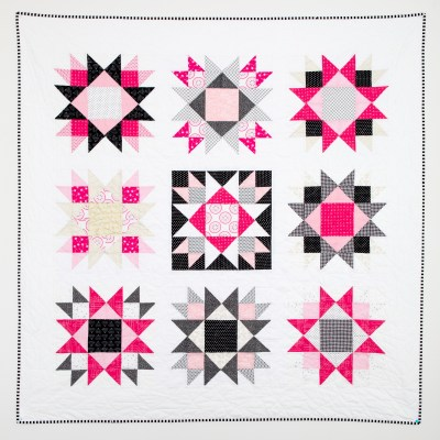 Union Square Quilt Tutorial–Quilt Block of the Month 2018