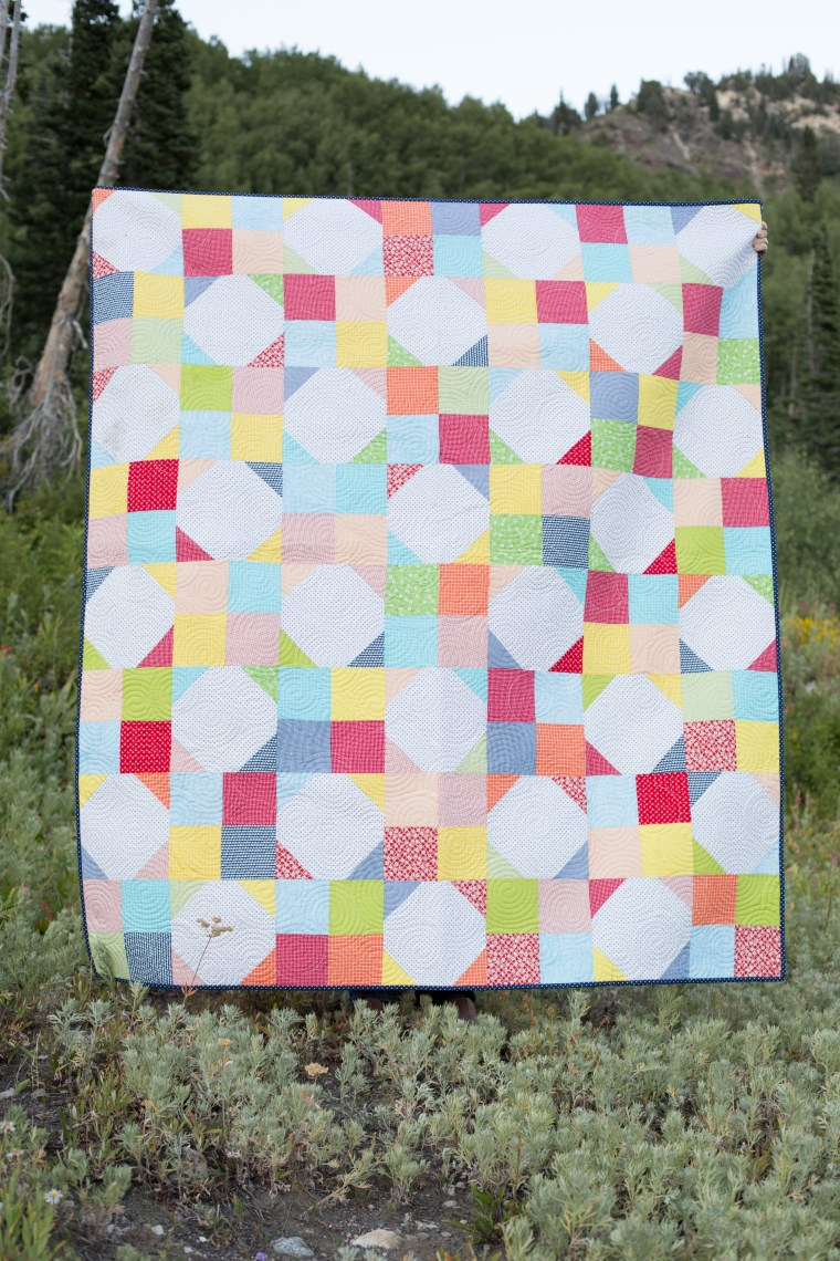 The Picnic Quilt PDF Pattern