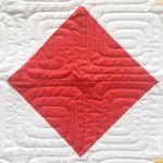 "Nautical Summer Quilt Along Day 2: ""F"" Half Square Triangles"
