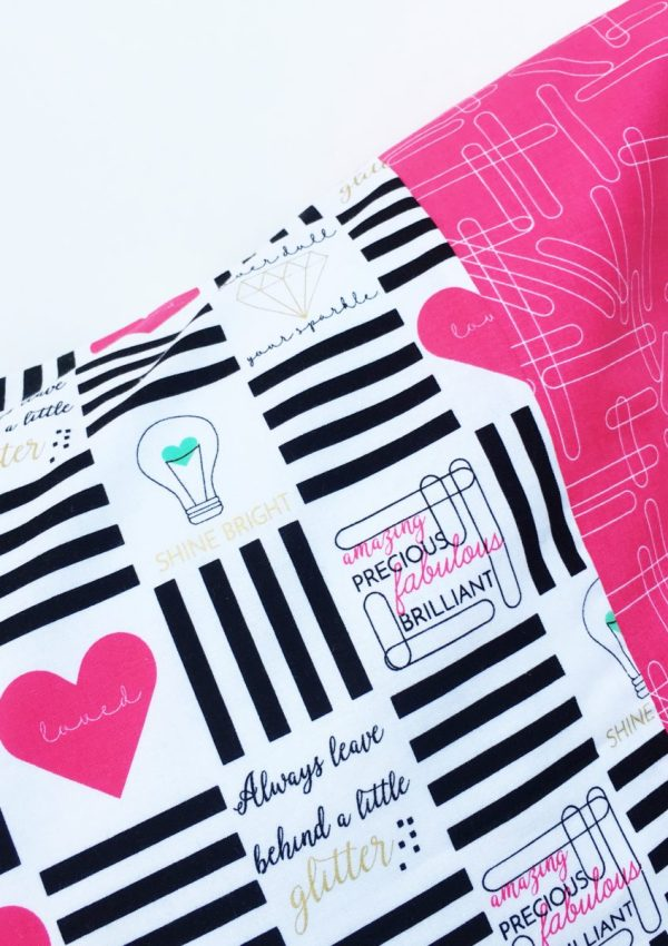 Skirting the Issue Week #2–Pillowcases