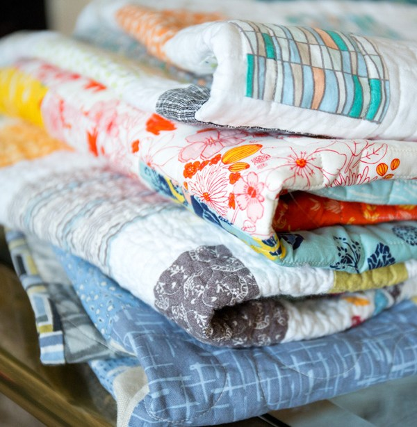 Skirting the Issue Week #3–Blankets for Project Linus