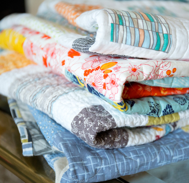skirting the issue week 3 blankets for project linus simple simon