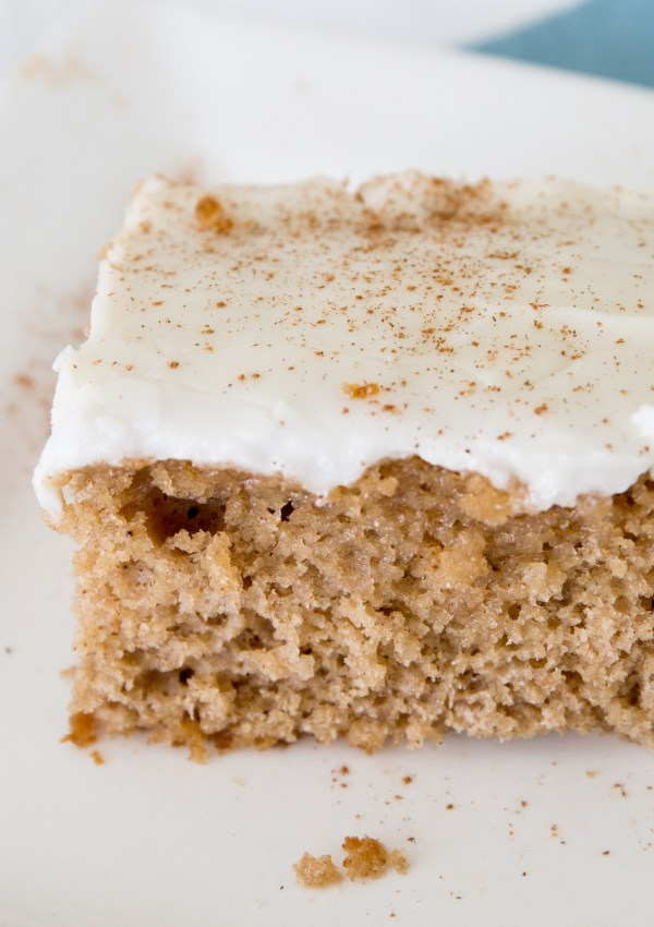 Apple Spice Dump Cake Recipe
