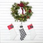 Christmas Stocking PDF Pattern