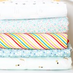 Skirting the Issue: Simple Whole Cloth Baby Quilt Tutorial
