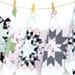 Harvest Star Quilt Along with Modern Farmhouse Fabrics