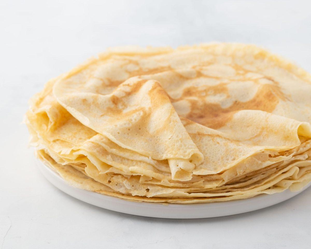 Simple crepe recipe 2
