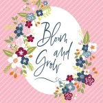 Virtual Quilt Market–Bloom and Grow Fabrics