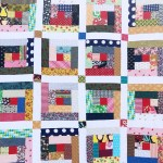 The Heart of the Home: Log Cabin Quilt Pattern