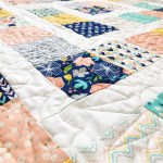 Just For Fun Quilt Pattern (in Azure Skies)