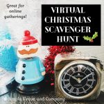 Christmas Scavenger Hunt (Virtual)